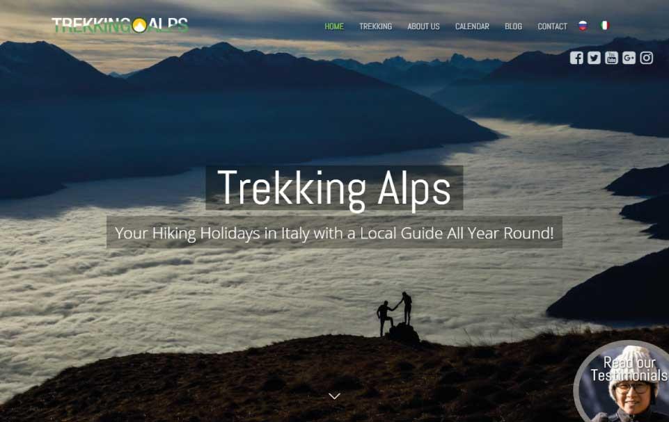 trekking-alps
